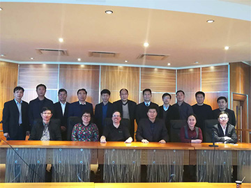 Employees of Henan Administration of Foreign Experts Affairs at Special Training in Modern Agriculture–Phase Three
