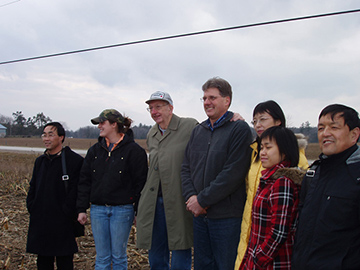 "Organizations with exchange visits in Canada for Ningxia Agriculture and Animal Husbandry Department ""Potato Technology Management"""